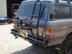 Landcruiser 60 Series Rear Bumper