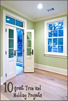 Beau 12 Insanely Clever Molding And Trim Projects