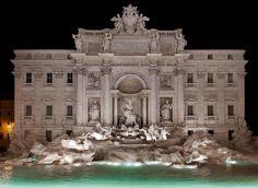 Dirigiéndose a su ciudad natal, la casa de moda celebrará en la icónica Fuente de Trevi en Roma.