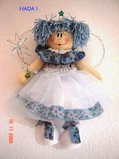 Mimin Dolls: fada e anjo