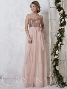 Christina Wu Celebration 22725 Convertible Bridesmaid Dress