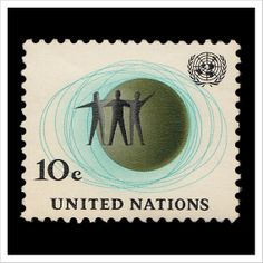 United Nations Postage Stamps – Part 4