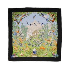 Hermes Sichuan Scarf from my lovely hometown!