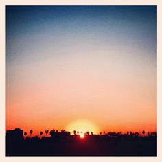 Venice sunrise. (by Julia Chance)