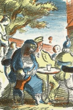 An artist of consummate draughtsmanship, Ardizzone's many book illustrations are recognised all over the world. Learn more about his art here.