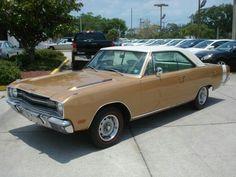 1969 Dodge Dart GTS