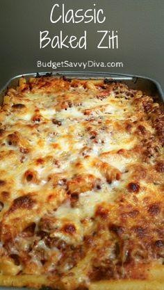 Classic Comfort Food - Very Easy To Do. http://media-cdn4.pinterest.com/upload/108790147218664674_BvbzfqZ1_f.jpg budgetsavvydiva food