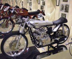 Ducati 125 GP 4 cilindri