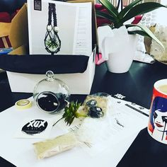 We love this photo from the lovely @stacy5791. All set up and ready to get creative! That's what we like to see! We love seeing your photos! Don't forget to tag your photos with #xoxkit for your chance to win your next XOXkit for free! Get snapping! . . . #subscriptionbox #xoxkit #getcreative #creativesubscription #diy #happymail #artsupplies #creatives #madebyhand #australianmade #handmade #designers #creativepreneur #subscriptionboxes #subscriptionboxaustralia #supportlocal…