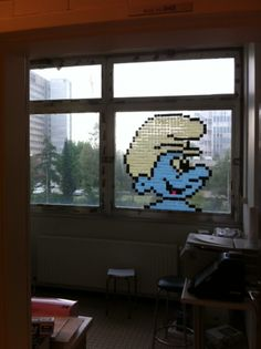 Post-It Ninjas, now you can do what you do best for the office!