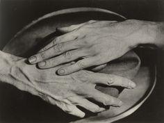 Berenice Abbott - Hands [Jean Cocteau] (1927)
