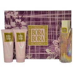 Bora By Liz Claiborne For Women Gift Set