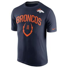 Discover the Nike Legend Icon (NFL Broncos) Men's Training T-Shirt. Explore items related to the Nike Legend Icon (NFL Broncos) Men's Training T-Shirt. Organize & share your favorite things (including wish lists) with friends. Denver Broncos, Nfl Broncos, Nfl Titans, Chicago Bears T Shirts, Broncos Shirts, Tiffany Blue Nikes, Nike Brown, Nfl Shop, Cleveland Browns