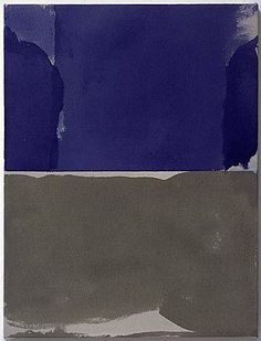Peter Joseph, Blue and Sand, 2006