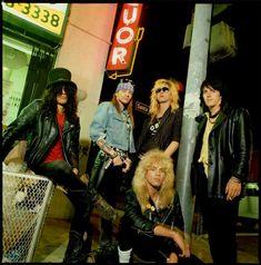 Guns N' Roses #RocknRollBaby