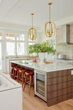 Recapitulando: las 15 cocinas más increíbles de 2014 (y mi obsesión por las lámparas de techo) · Recap: the most beautiful kitchens of 2014 (and my weakness for pendants lights)