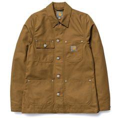 Carhartt WIP X' Michigan Coat http://shop.carhartt-wip.com:80/de/women/jackets/I015047/x-michigan-coat