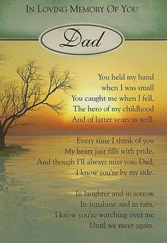 Your birthday is coming soon and i could find the words to say how i really miss you dad. Love you Dad.