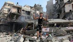 Striscia di Gaza: arriva il materiale per la ricostruzione, ma non è sufficiente
