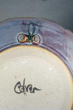 John Calver nice hook detail Clay Wall Art, Ceramic Wall Art, Ceramic Clay, Ceramic Pottery, Ceramic Techniques, Pottery Techniques, Pottery Tools, Pottery Classes, Slab Ceramics