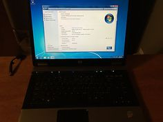 HP Compaq Business Notebook 6730b 2GB 160GB Bluetooth - BUY NOW ONLY 60.0