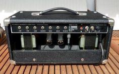 PCL Vintage Amp Model VA 1956, kein Fender,Marshall,Boogie,Vox in Bayern - Motten | Musikinstrumente und Zubehör gebraucht kaufen | eBay Kleinanzeigen