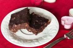 Black bean brownies have made their rounds in the diet circuit for years and more recently have popped up on vegan blogs. I'd never been ...