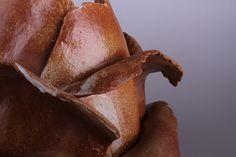 ceramic, clay, glaze, rose, vase