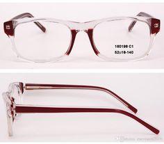 99198a9134f Eyeglasses Frame Designer Crystal Frame 2017 New Arrival Plank Optical Frame  Glasses Women Men Frame For