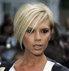 victoria beckham short hair - Yahoo Image Search Results