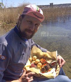 Falk KulinariumFahrrad-Picknick ohne Kartoffelsalat - Falk Kulinarium