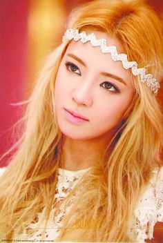Hyoyeon SNSD Girls Generation Mr Mr postcard