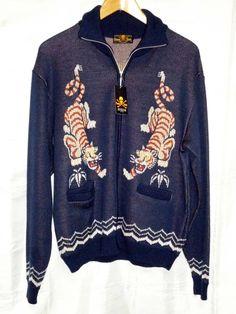 クリームソーダ カウチンセーター ロカビリー CREAMSODA 50s _画像1 Cream Soda, Auction, Graphic Sweatshirt, Sweatshirts, Sweaters, Jackets, Fashion, Down Jackets, Moda