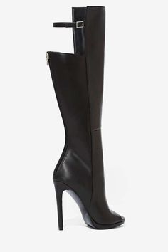 Shoe Cult Meari Knee High Boot - Best Sellers | Night Fever | Heels | Knee High | Shoes