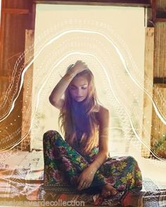 morning sunlight boho hippie dress