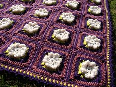Ravelry: Project Gallery for Southern Blossoms pattern by Maggie Weldon
