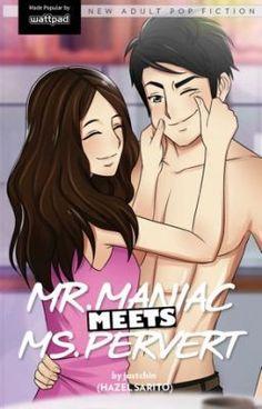 Angel of Mine Story of Mr. Maniac John Dale Aragon meets Ms. Pervert Natasha Feddiengfield  56 Parts