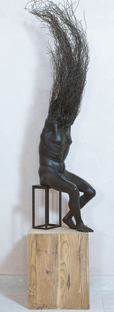 249 Interesting and Weird Sculpture Design Ceramic Figures, Body Poses, Art Forms, Weird, Sculptures, Art Pieces, Ceramics, Statues, Sticks