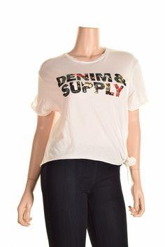 Denim  amp  Supply Polo Ralph Lauren T-Shirt - www.fevrie.com 7123bc429