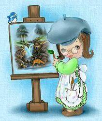 :-) What a cutie!