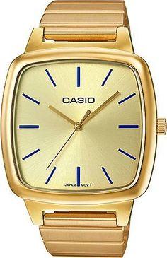 80c3e304d8 Montre Mixte Casio Collection LTP-E117G-9AEF Or