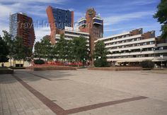 Klaipeda downtown area