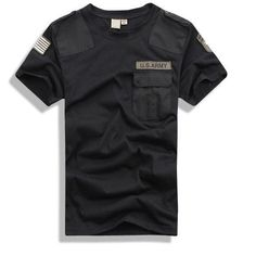 Tactical Army Military Shirt