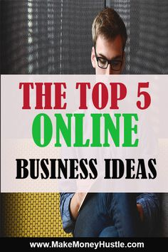 The Top 5 Online Business Ideas - Make Money Hustle Make Money Fast, Make Money From Home, Earn Money, Make Money Online, Wall Street, Business Profile, Entrepreneur Inspiration, Body Makeup, How To Make Shorts