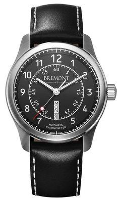 b69741b152e Bremont Watch BC-S2 BK 08  bezel-fixed  bracelet-