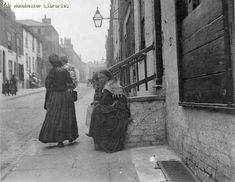 victorian manchester slums - Google Search