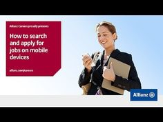 How to search and apply for jobs on mobile devices