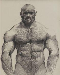 hot men cartoons drawings - Google Search
