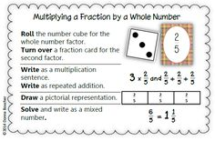 Math Coach's Corner: Multiplying Fractions
