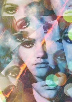 Kieron Cropper's Kaleidoscope Collages